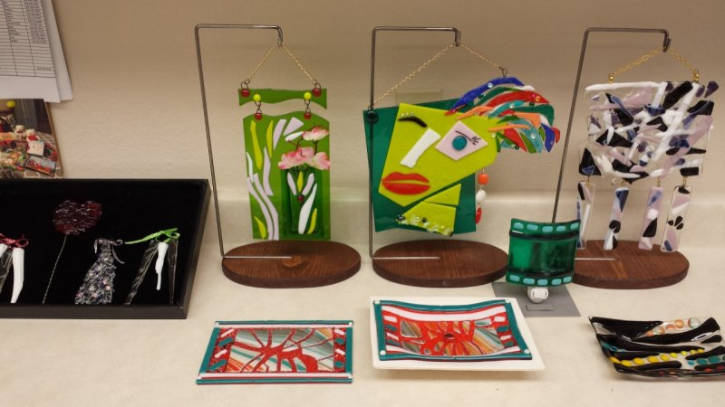 Beginner Projects - Basic Glass Fusing